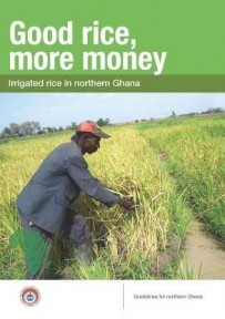 Irrigated rice - leaflet | Cabi ASHC
