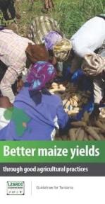 maize leaflet