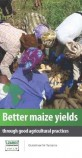 maize leaflet