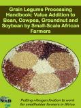 Grain legume processing