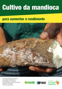 Cassava flip chart