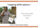 517 Targeting ISFM options powerpoint