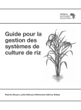 Rice cropping guide French b&w
