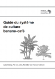 Coffee banana b&w French