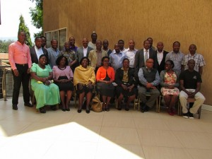 SILT policy meeting Arusha Sept 2016