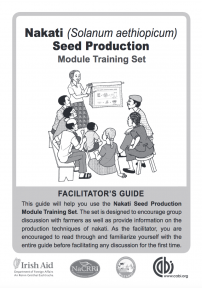 Nakati Seed Trainer's Notes