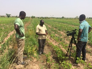 Countrywise Ghana filming