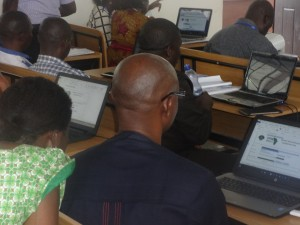 OFRA training Nigeria May 2017 delegates and FOT screen shot