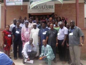 OFRA training Nigeria May 2017 group photo