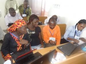 OFRA training Nigeria May 2017 women delegates T